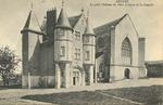 Le petit château des ducs d'anjou et la chapelle