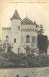 Le Château, la Tour d'Aubigny