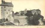Le Château, vu du Clos Saint-Georges