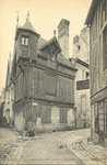 Maison du XV siècle (rue du Grand-Carroi).
