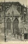 La Cathédrale - Détail d'une Chapelle de l'Abside