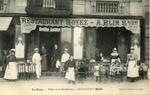 Place de la République - Restaurant Blin