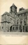 Façade latérale de la Cathédrale