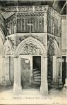 Escalier du Palais Jacques-Coeur
