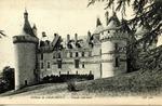 Chateau de Chaumont - Façade sud-ouest