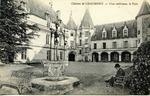 Chateau de Chaumont - Cour intérieure, le Puits