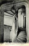 Chateau de Chaumont - L'Escalier d'Honneur