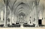 Chateau de Chaumont - Intérieur de l'Église
