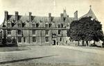Chateau de Blois - Aile de Louis XII - Façade extérieure
