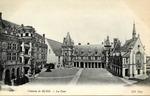 Chateau de Blois - La Cour