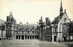 Chateau de Blois - Façade sur la Cour