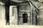 Chateau de Blois - Entrée de l'Escalier François 1er