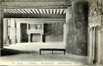 Chateau de Blois - Salon d'Honneur