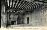 Chateau de Blois - Chambre ou fut assassiné le Duc de Guise