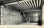 Chateau de Blois - Salle oú fut assassiné le Duc de Guise