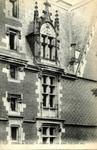 Chateau de Blois - Fenetres de l'aile Louis XII