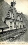 Chateau de Blois - Lucarnes et Cheminées