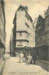 Vieilles Maisons, Rue des Remparts