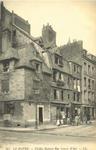 Vieilles Maisons Rue Jeanne d'Arc