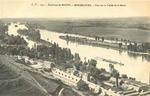 Bonsecours - Vue sur la Vallée de Seine