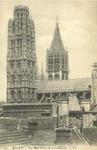 Les deux Tours de la Cathédrale