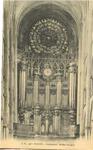 Cathédrale - Buffet d'orgue
