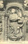 La Cathédrale. - Détail du Monument des Cardinaux d /Amboise