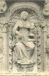 La Cathédrale - Détail du Monument des Cardinaux d'Amboise