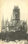 L'Abside de l'Église Saint-Ouen