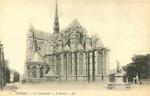 La Cathédrale - L'Abside