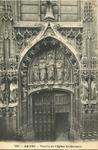 Porche de l'Eglise St-Germain