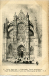 Cathedrale, Facade meridion