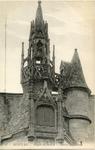 Palais de Justice - Detail, Clocheton