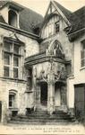 La Maison de l'Abbe Gellee, l'Escalier