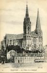 Les Fleches de la Cathedrale