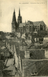Cathedrale - Rue du Bourg