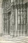 Cathedrale - Fragment du portail sud