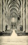 La Cathedrale - La Nef et le Choeur