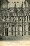 Cathedrale - Fragment du Tour du Choeur