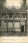 Cathedrale - Fragment du Tour de Choeur