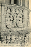 Cathedrale - Clocher nord, Balcon de l'Escalier