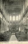 Interieur de Saint-Aignan