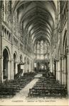 Interieur de l'Eglise Saint-Pierre