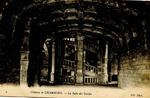 Chateau de Chambord - La Salle des Gardes
