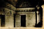 Chateau de Chambord - Cabinet de Francois I