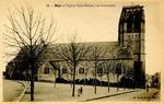 L'Eglise Saint-Hilaire, vue d'ensemble