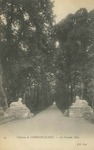 Cháteau de Chenonceaux - La Grande Allée