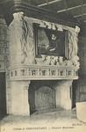 Cháteau de Chenonceaux - Cheminée Renaissance
