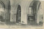 Intéreur de l'Eglise St-Denis