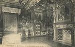 Cháteau de Cheverny - Le Chambre á coucher du Roi